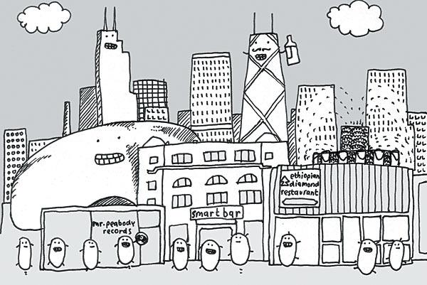 Mr. scruff chicago - By Mr. Scruff