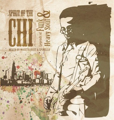 Spirit of the Chi mixed by MassTransit and Spinello artwork via Soundcloud